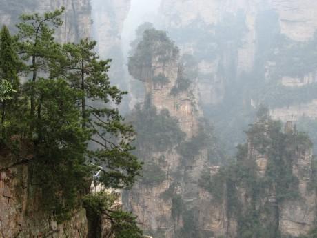 Zhangjiajie - totu kręcono Avatara 34