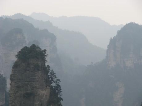 Zhangjiajie - totu kręcono Avatara 42