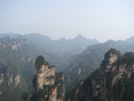 Zhangjiajie - totu kręcono Avatara 47