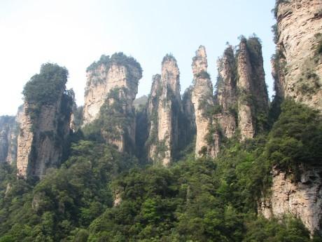 Zhangjiajie - totu kręcono Avatara 48