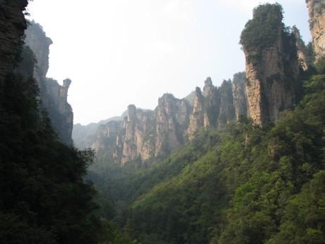 Zhangjiajie - totu kręcono Avatara 50