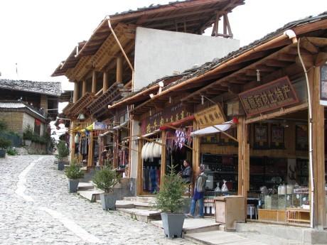 Shangri-la (Zhongdian) 3200 m. n.p.m. 32