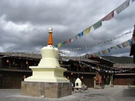 Shangri-la (Zhongdian) 3200 m. n.p.m. 33