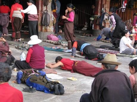 Na dachu świata - Tybet - Lhasa - pierwsze wrażenie 21