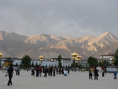 Na dachu świata - Tybet - Lhasa - pierwsze wrażenie 25