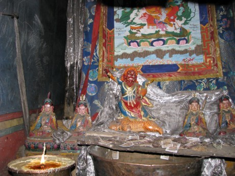 Samye, pierwszy klasztor wTybecie 14