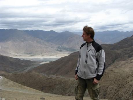 Przez góry (wTybecie) Tsetang - jezioro Yamdrok - Gyantse 4
