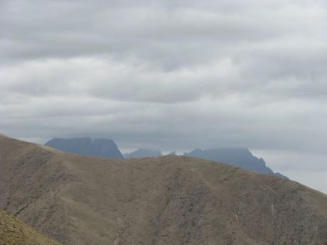 Przez góry (wTybecie) Tsetang - jezioro Yamdrok - Gyantse 5
