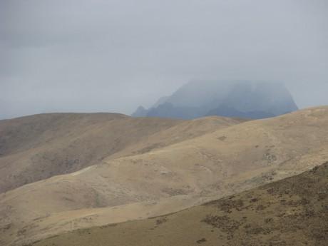 Przez góry (wTybecie) Tsetang - jezioro Yamdrok - Gyantse 9