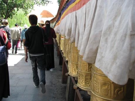 Tybet - Lhasa - Festiwal Saga Dawa 11