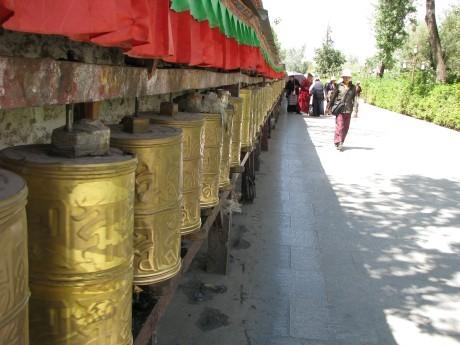 Tybet - Lhasa - Festiwal Saga Dawa 12