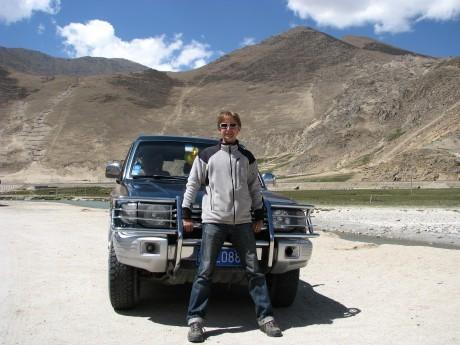 Nam-Tso - święte jezioro tybetańskie 2