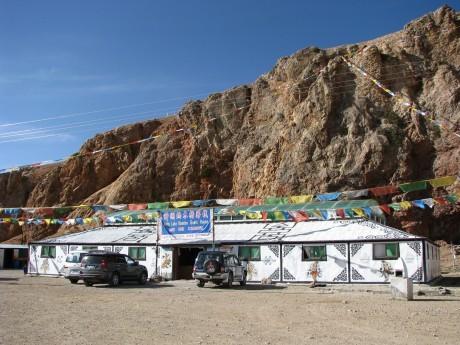 Nam-Tso - święte jezioro tybetańskie 4