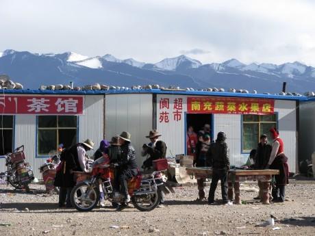 Nam-Tso - święte jezioro tybetańskie 6