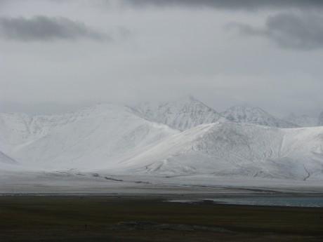 Nam-Tso - święte jezioro tybetańskie 11