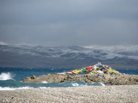 Nam-Tso - święte jezioro tybetańskie 24