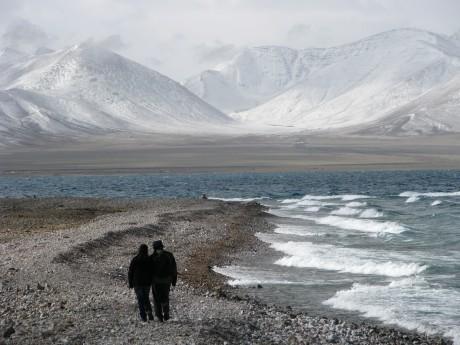 Nam-Tso - święte jezioro tybetańskie 26