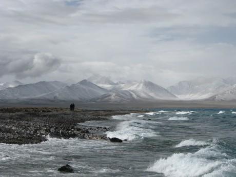 Nam-Tso - święte jezioro tybetańskie 27