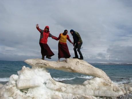 Nam-Tso - święte jezioro tybetańskie 53