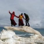 Nam-Tso - święte jezioro tybetańskie 1