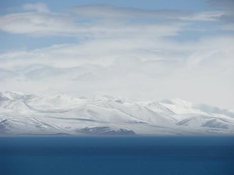 Nam-Tso - święte jezioro tybetańskie 35