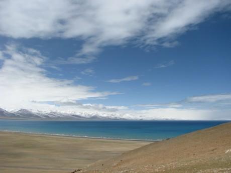 Nam-Tso - święte jezioro tybetańskie 36