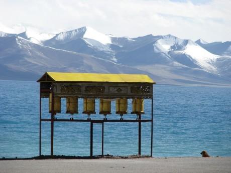 Nam-Tso - święte jezioro tybetańskie 41