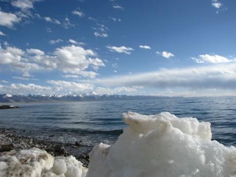 Nam-Tso - święte jezioro tybetańskie 46