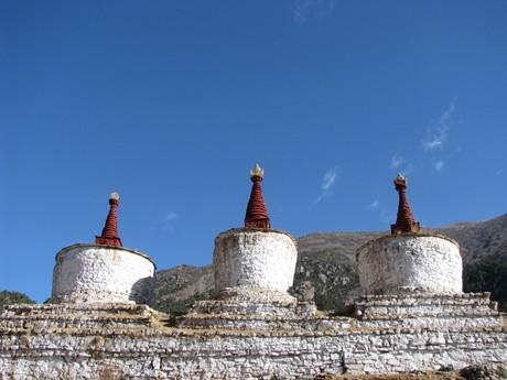 Klasztor wReting, Tybet 20