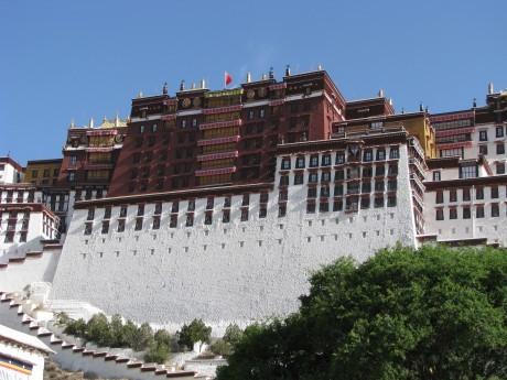 Tybet - powrót 5