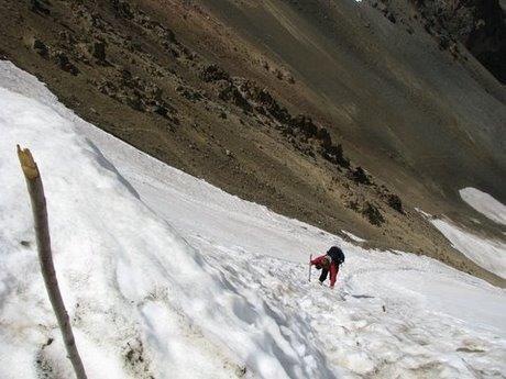 Treking wgórach Tien Shan (Kirgistan) 58