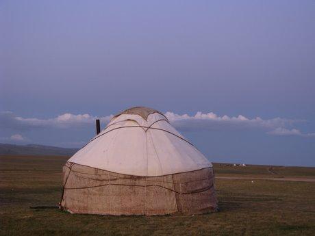 Kirgistan - Chiny 2011 2