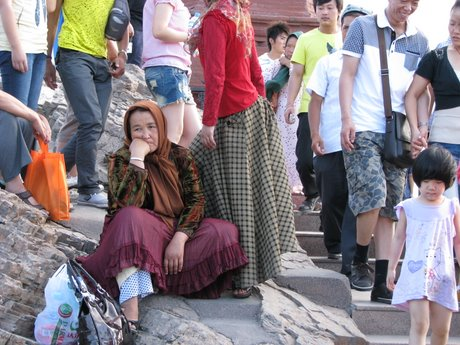 Urumqi - odwiedzone przypadkiem 11