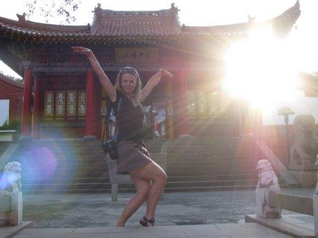 Urumqi - odwiedzone przypadkiem 20
