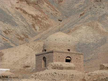 Turpan - chińska Dolina Śmierci 18