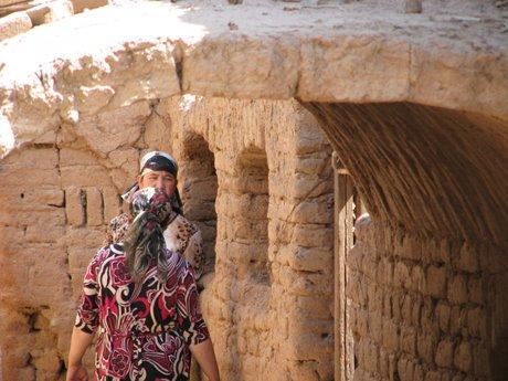 Turpan - chińska Dolina Śmierci 23
