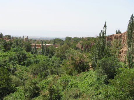 Turpan - chińska Dolina Śmierci 32