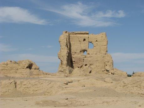 Turpan - chińska Dolina Śmierci 38