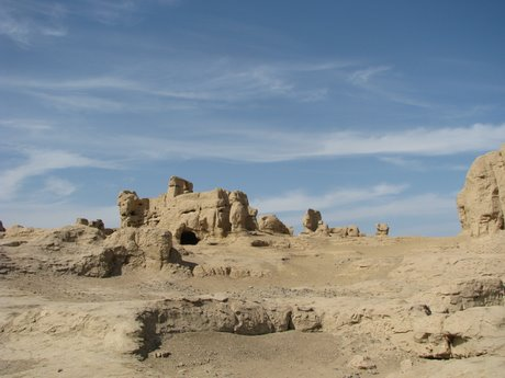Turpan - chińska Dolina Śmierci 39