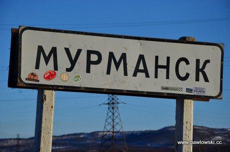 Autostopem do Murmańska - w poszukiwaniu Zorzy Polarnej