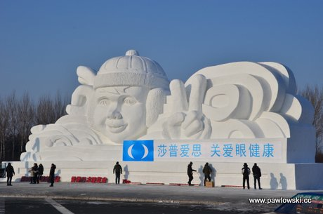 Podróżowanie zimą po Chinach 1