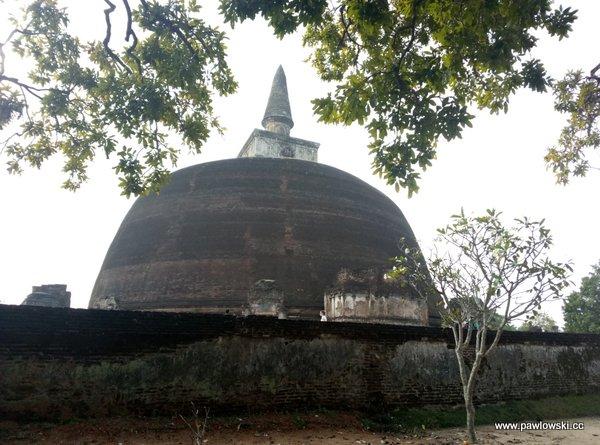 Polonnaruwa - druga stolica Sri Lanki 3