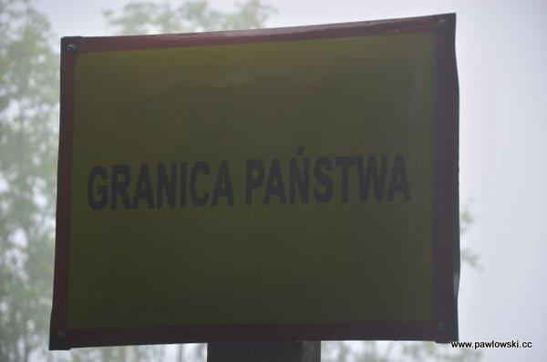Główny Szlak Beskidzki; Cisna - Połonina Wetlińska (Chatka Puchatka) 9
