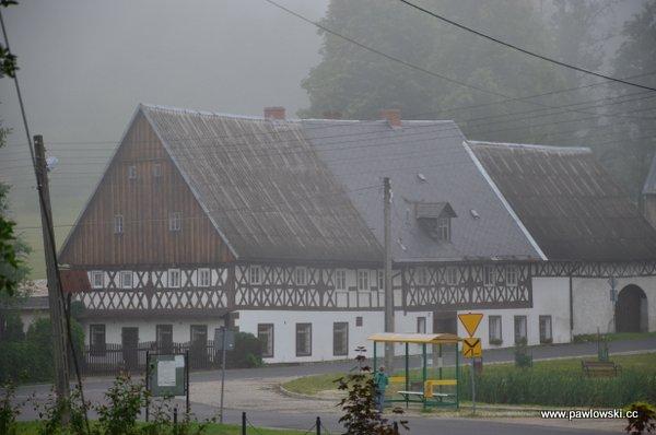 Główny Szlak Sudecki; Bukowiec - Krzeszów