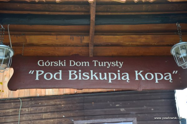 Główny Szlak Sudecki; Piotrowice Nyskie - Schronisko PTTK PodBiskupią Kopą 26