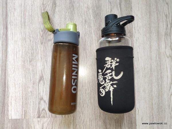 Butelka nawodę