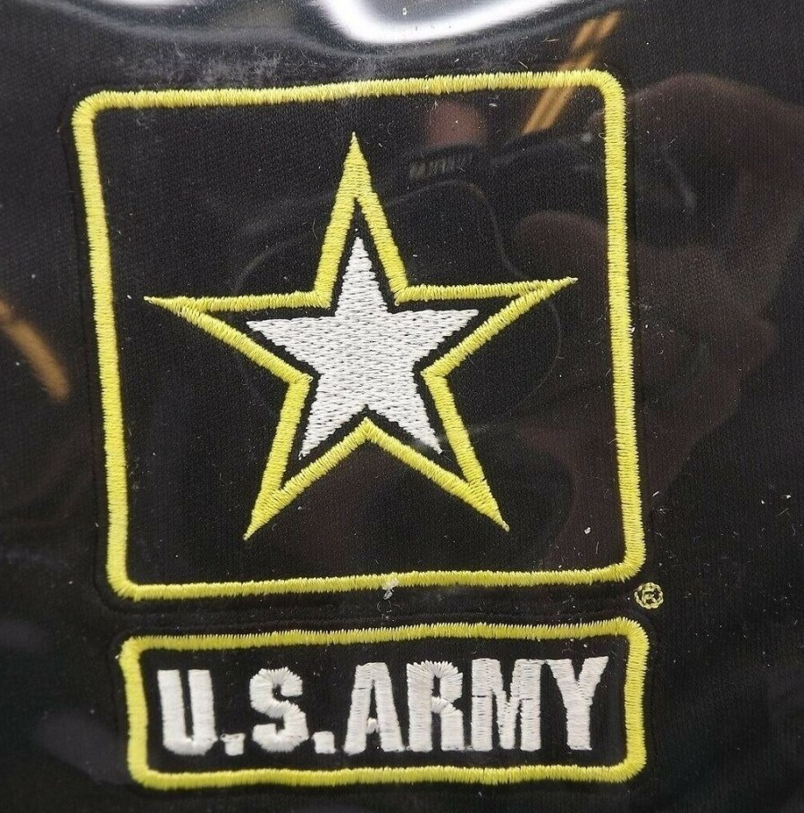 CAR AND TRUCK HEADREST COVERS-SET OF TWO-UNITED STATES ARMY - BRAND NEW ARMYII 3