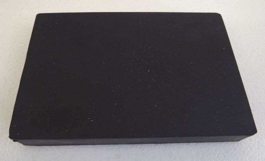 "New Jewelry Repair Rubber Bench Block 6"" x 4"" x 3/4"" Goldsmith Silversmith 1"