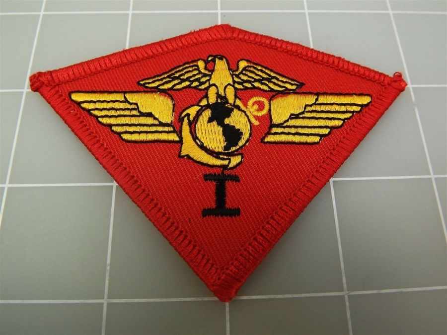 "BRAND NEW U.S. Marine Corps USMC 1ST AIR WING DIVISION Patch 3 3/4"" 1"