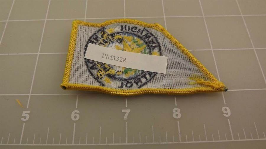 BRAND NEW NEVADA HIGHWAY PATROL Iron On Patch 3
